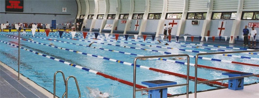 50m swimming pool at loughborough university nottingham - Loughborough university swimming pool ...