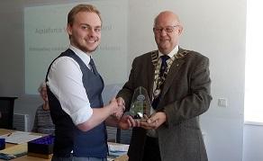 Ben Aquaforce Award web