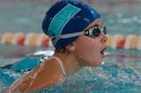 dahlia charity swim